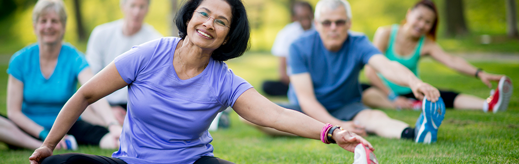 Staying Young at Heart: How Much Exercise is Enough?