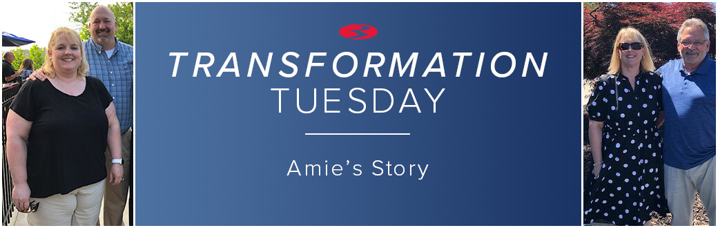 Transformation Tuesday Amie's Story