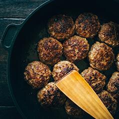 chicken meatballs