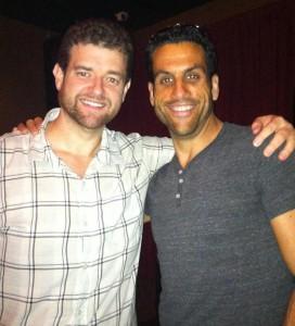 Rick and Eli Sapharti