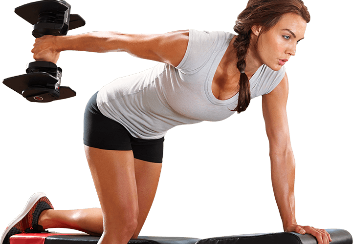 Benefits of SelectTech Adjustable Dumbbells