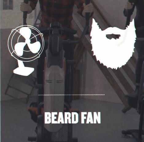 Beard Fan