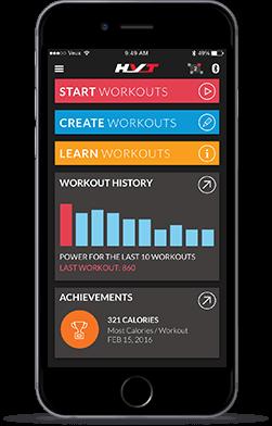 HVT App - Dashboard