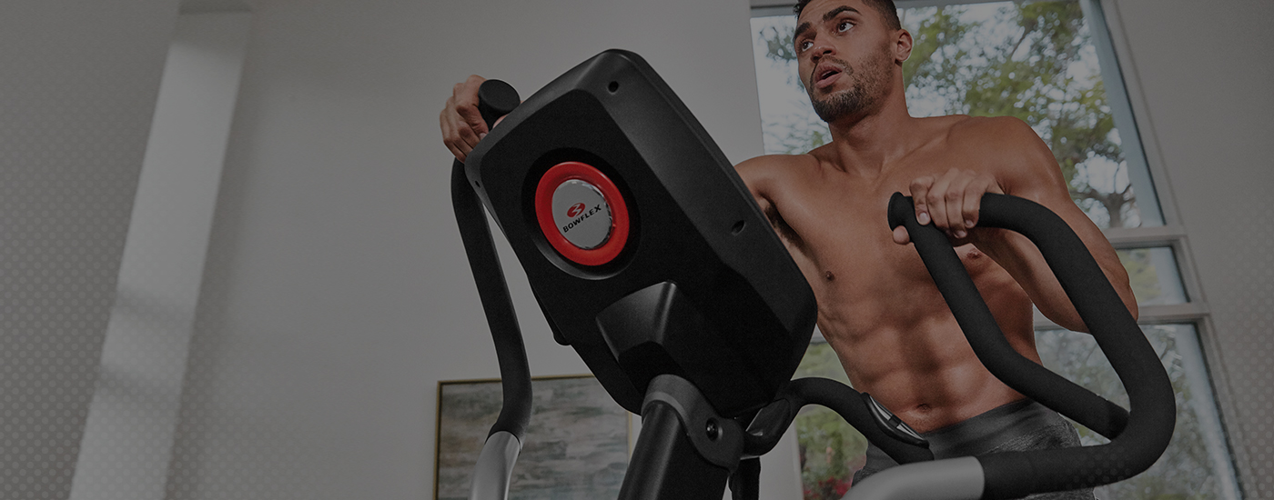 Bowflex Elliptical Cardio Equipment