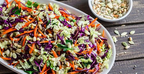 The Best Salad Ever Crunchy Winter Salad Bowflex