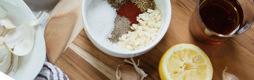 Simple Greek Chicken Marinade Recipe