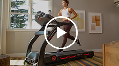 Watch video about BXT116 Treadmill