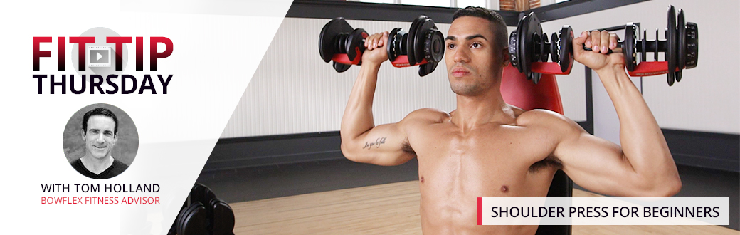 Shoulder Press for Beginners