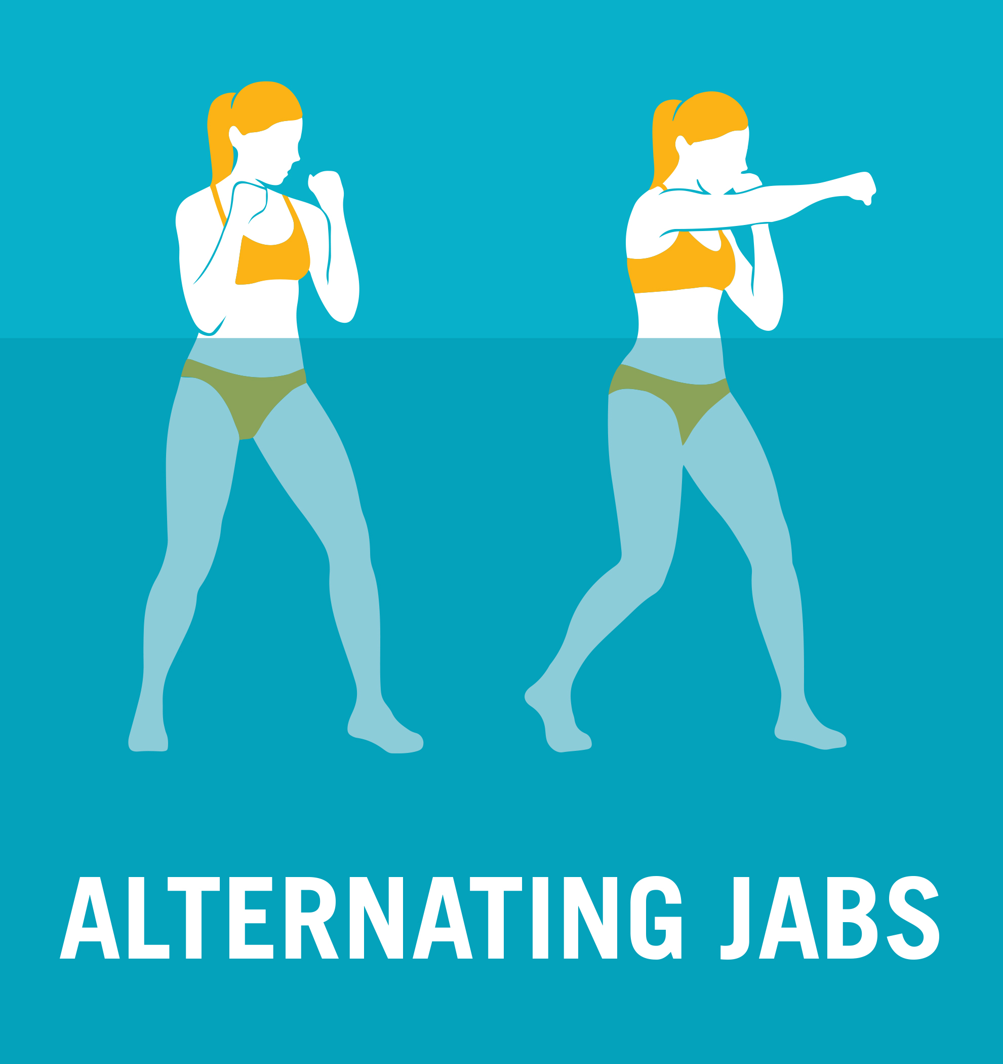 Alternating Jabs