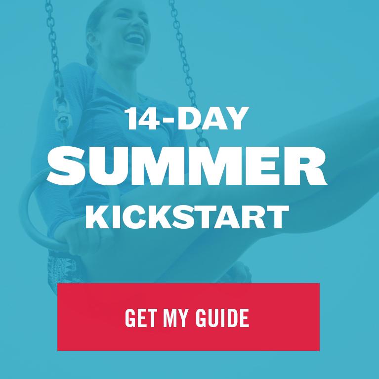 Free 14-Day Summer Kickstart Plan - Get My Plan