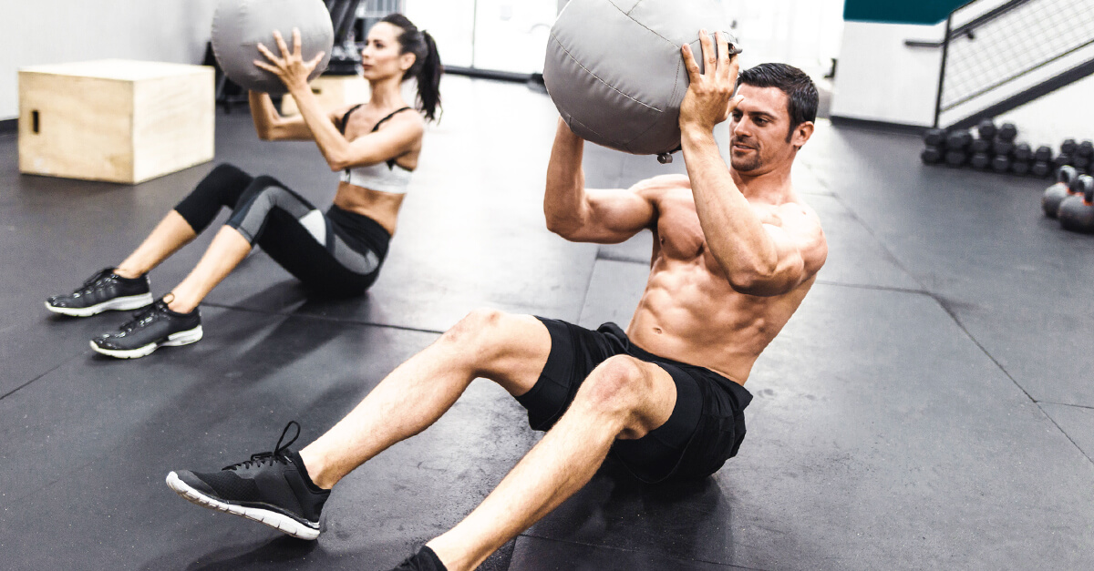 Ab Workout Guide Ab Solutely The Best Ab Exercises Bowflex