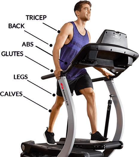 Get a full body workout with a TreadClimber