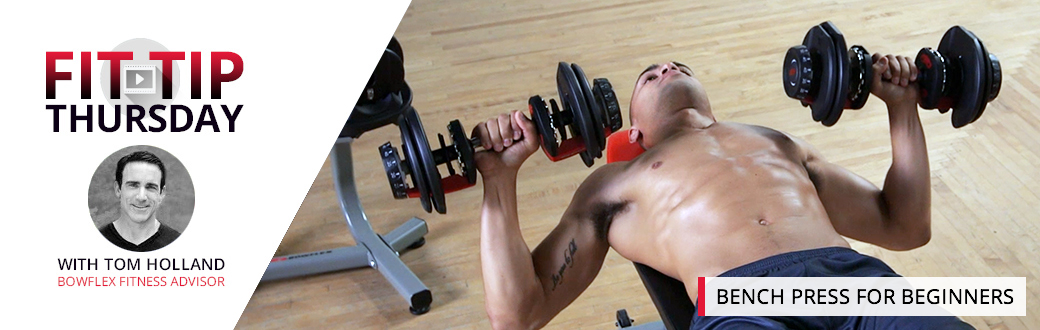 Bench Press for Beginners