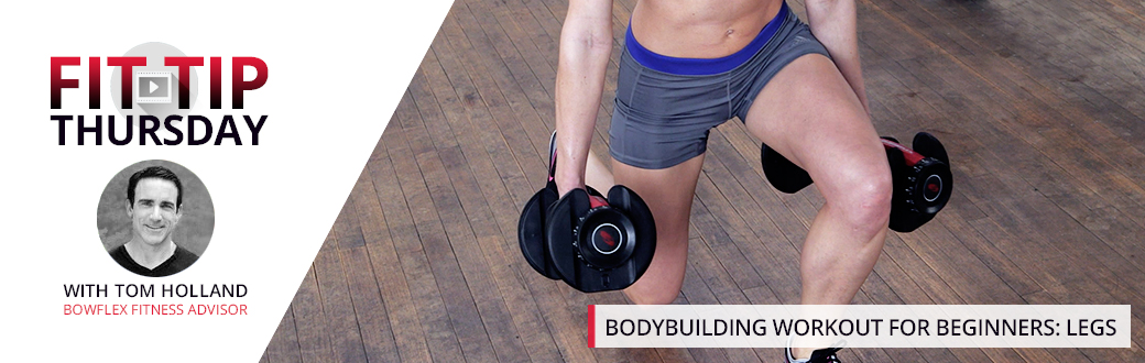 Bodybuilding Workout for Beginners: Legs
