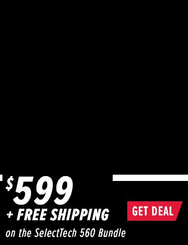 Bowflex SelectTech 560 Bundle Offer