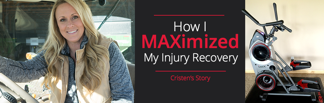 How I MAXimized My Injury Recovery