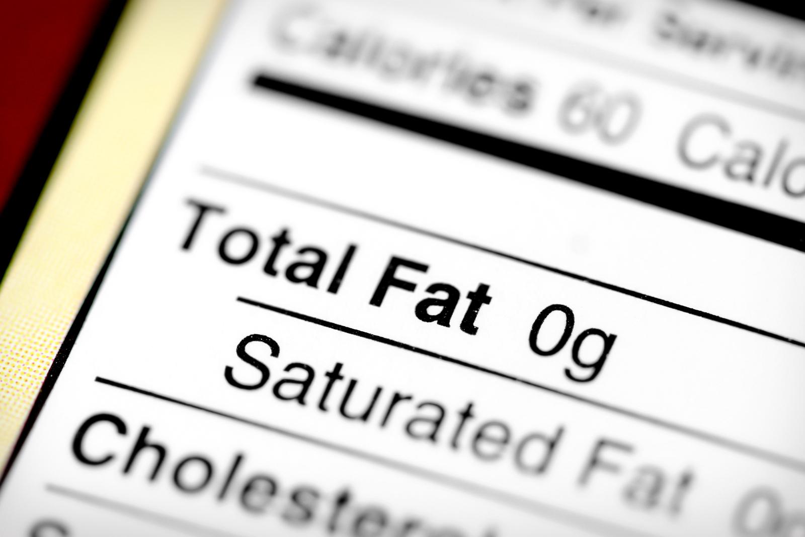 Low-fat diet health benefits