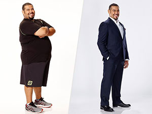 Roberto Hernandez Before and After