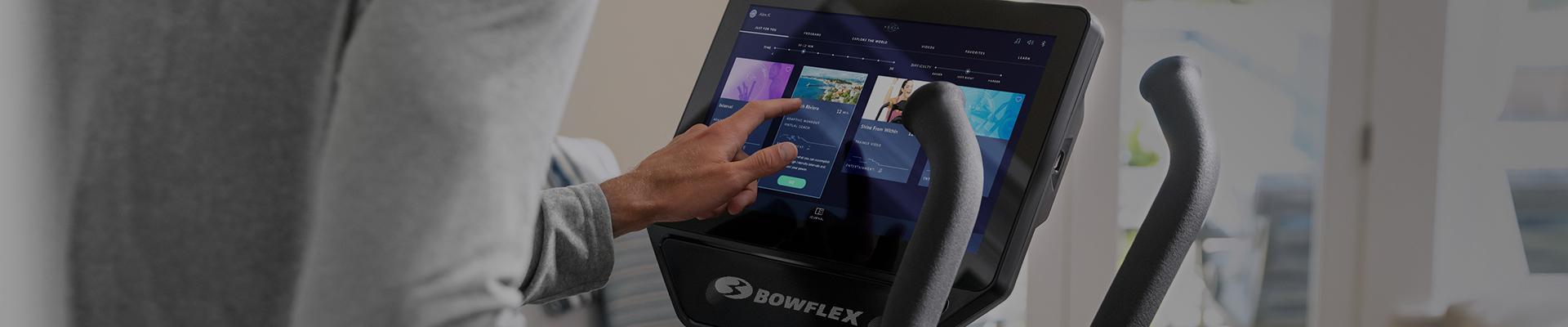 Bowflex Apps