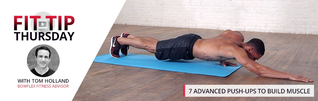 7 Advanced Push-ups to Build Muscle
