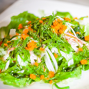 Kelp Noodle Salad insert