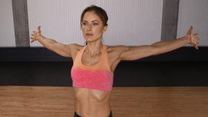 Chest Stretch Example
