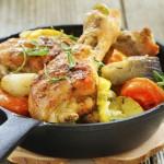 Healthy Recipe: One-Pan Chicken, Potatoes, and Veggies