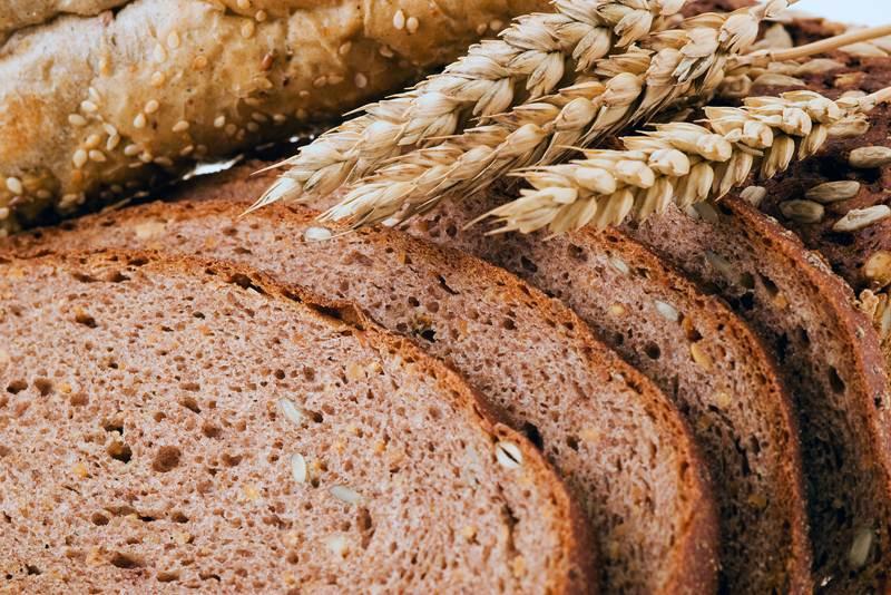 whole grain bread health