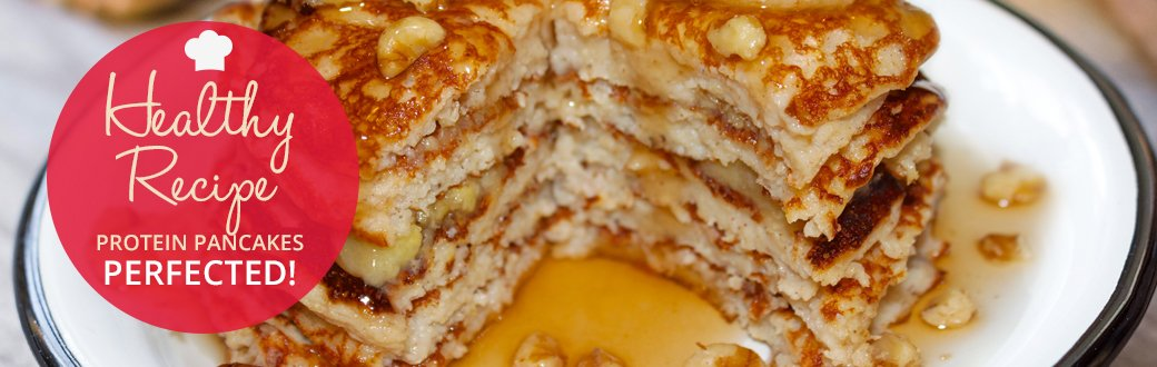 Healthy Recipe: Protein Pancake Perfected!