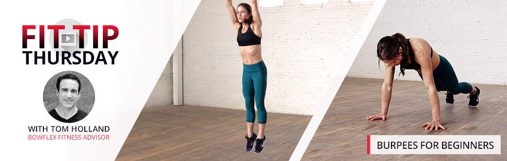 Burpees for Beginners