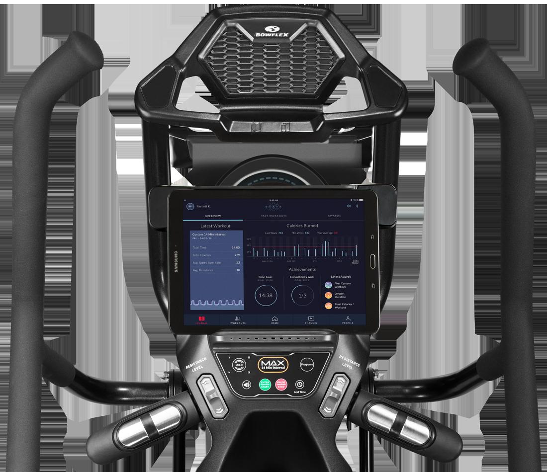 Max Trainer M8 Console & App