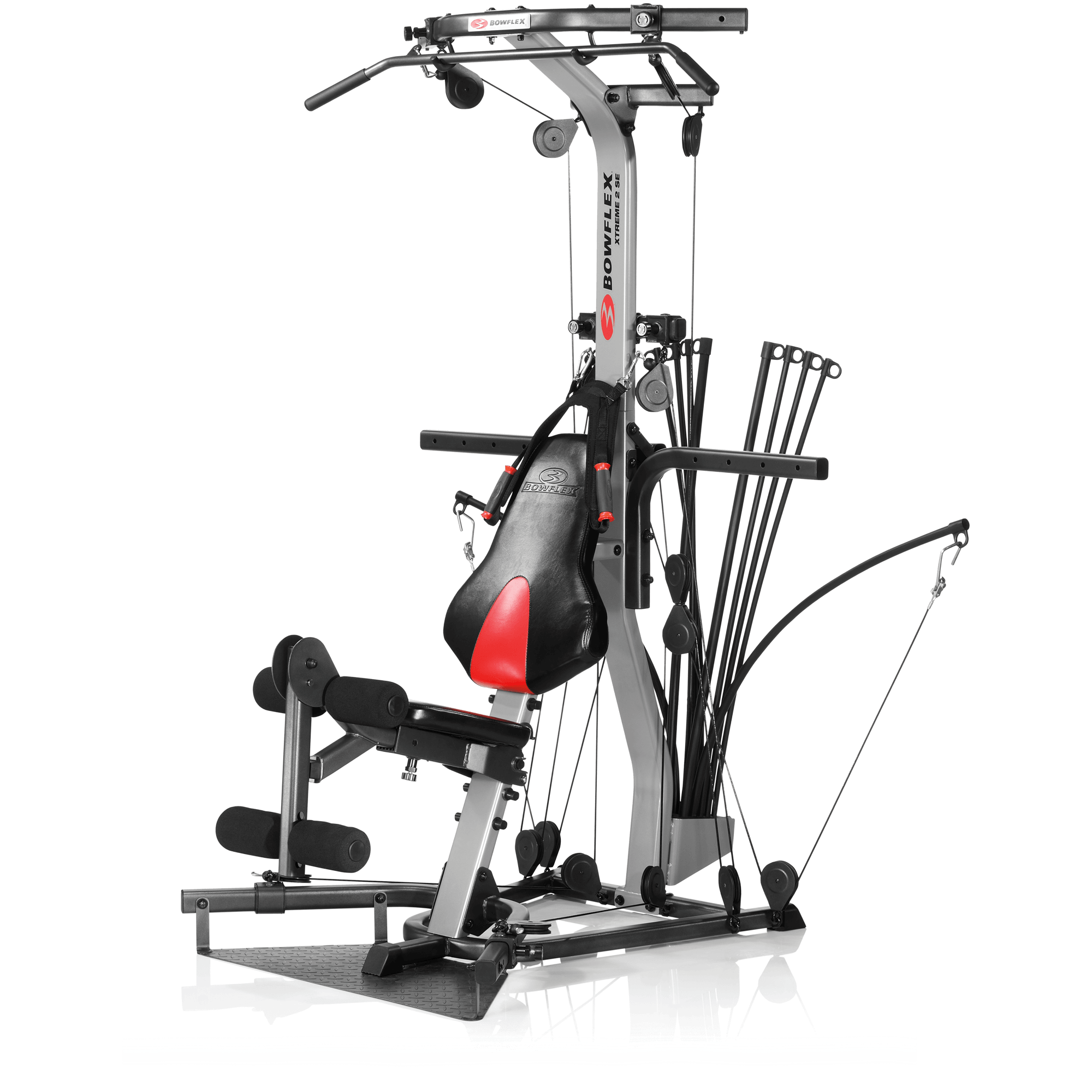 Bowflex Revolution Space Requirements: Bowflex Xtreme 2 SE Home Gym