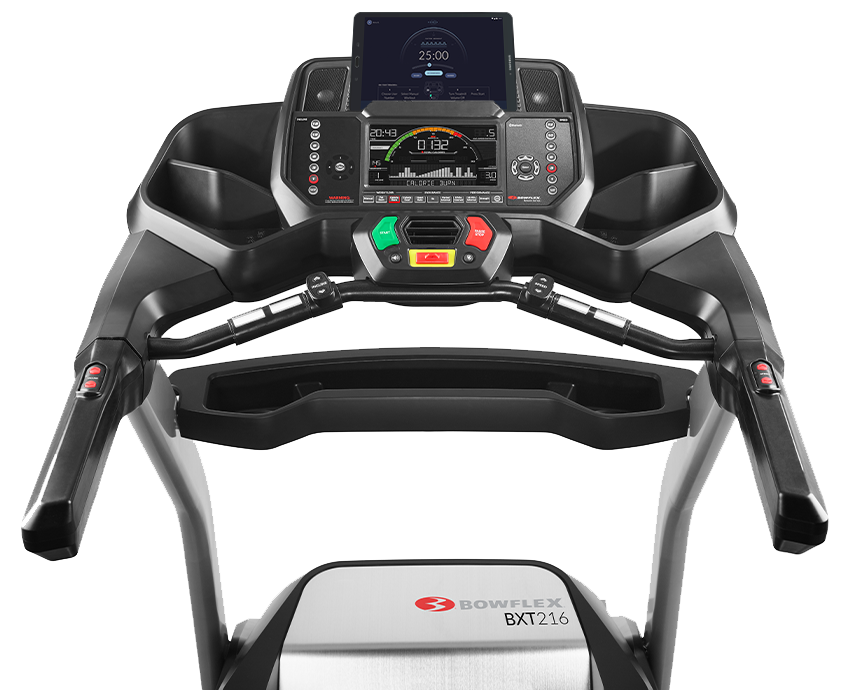 BXT216 Treadmill console