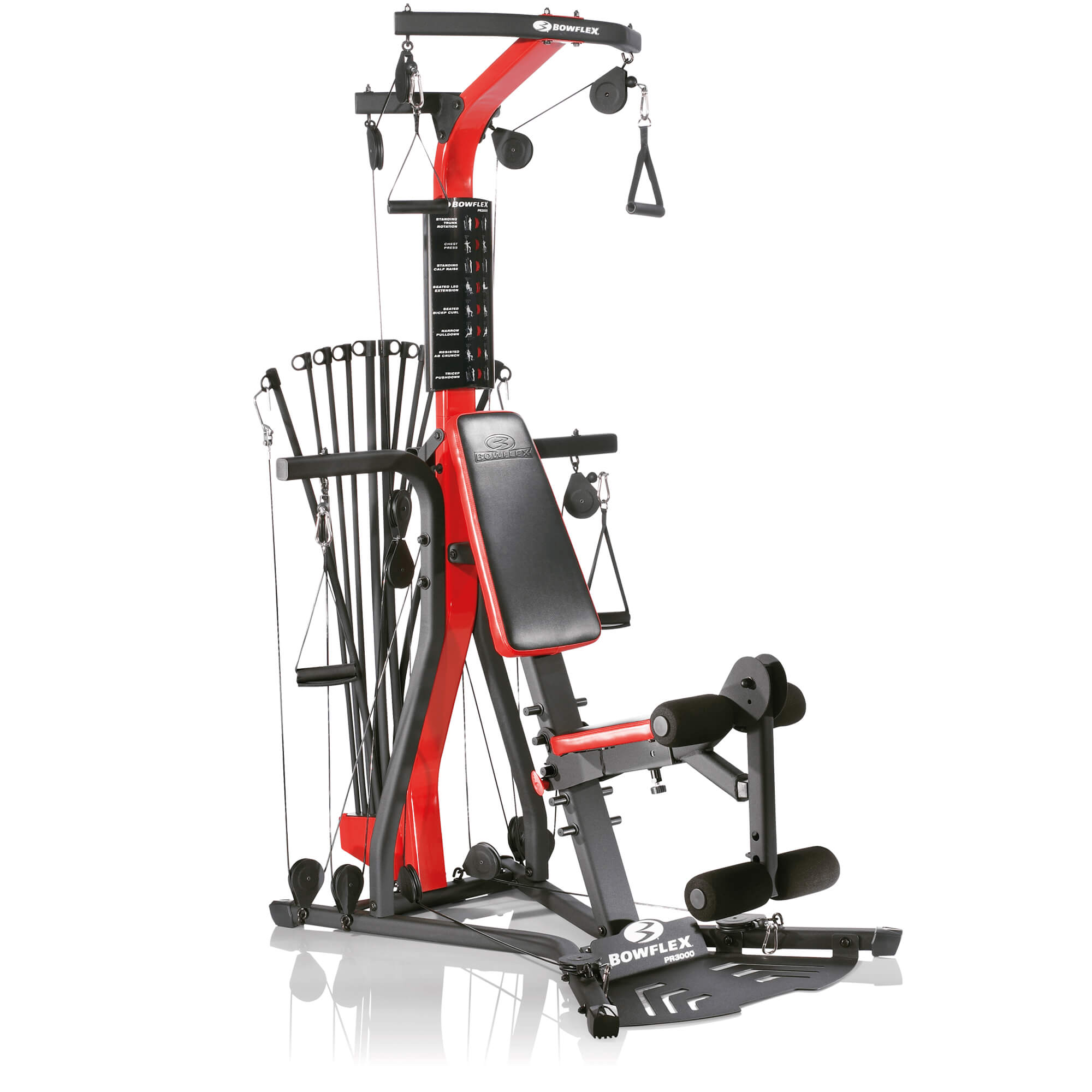 Excellent Bowflex Pr3000 Home Gym Bowflex Ocoug Best Dining Table And Chair Ideas Images Ocougorg