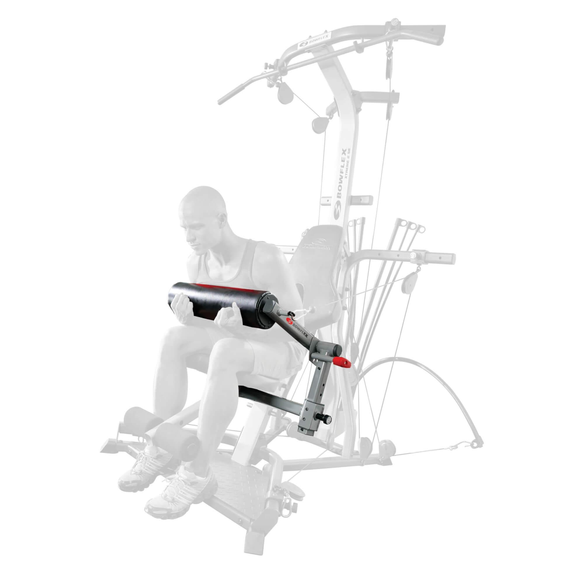 Bowflex Gym Style Ab Crunch Bowflex