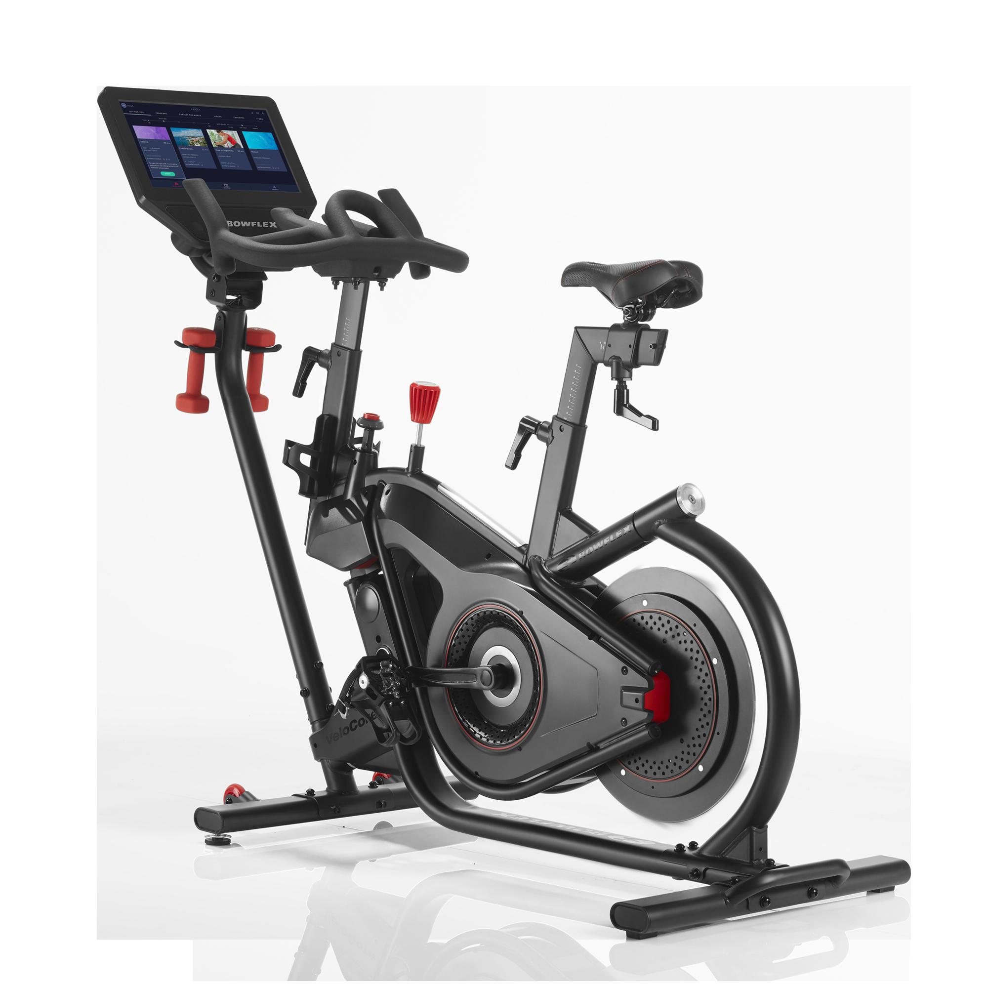 Velocore Bike The Indoor Exercise Bike That Leans Bowflex